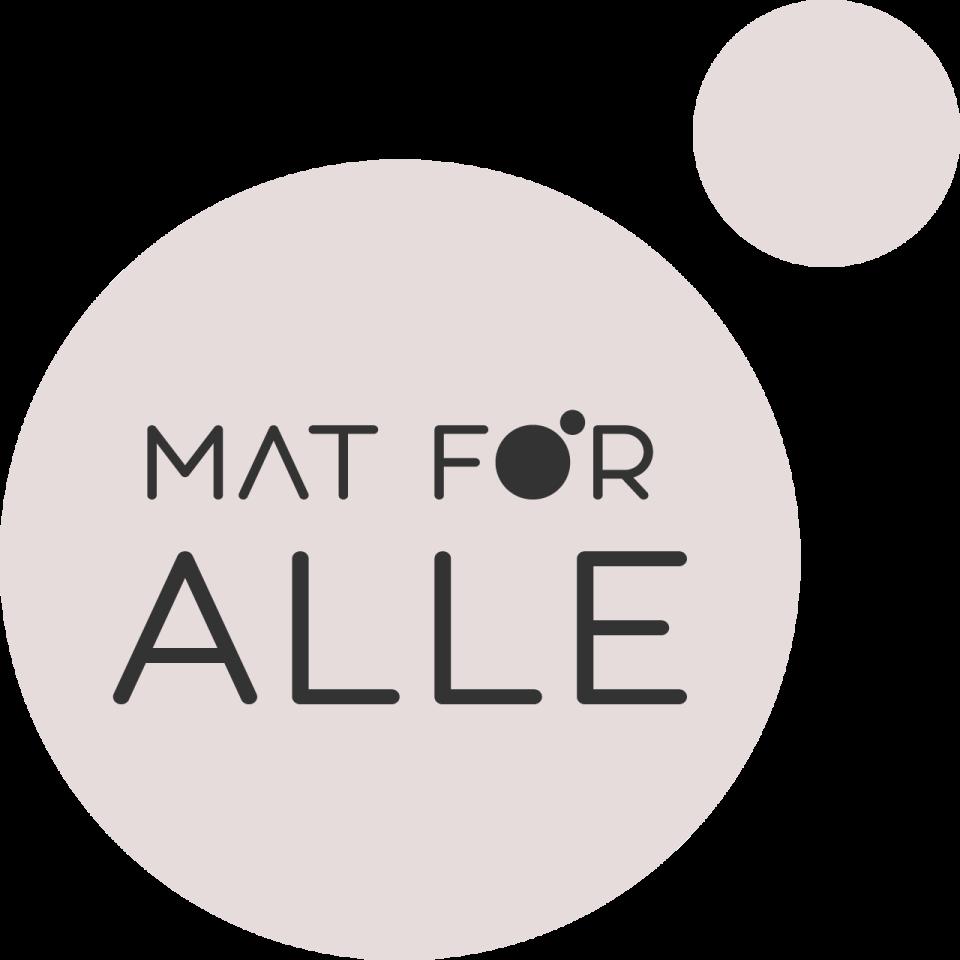 Mat for alle logo